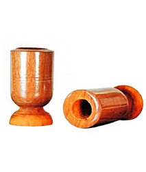 Vijaysar Herbal Wood Glass Tumbler for Diabetes and Blood Sugar, manufacturer of tumbler