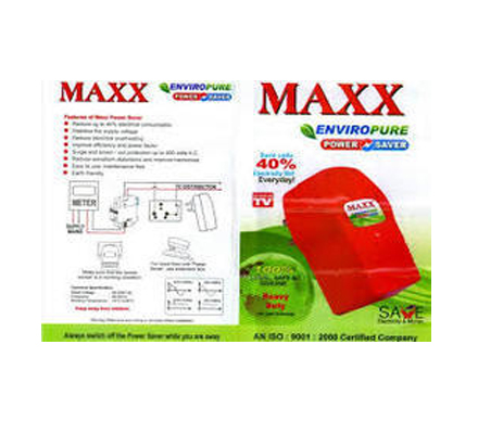 max power saver demo,