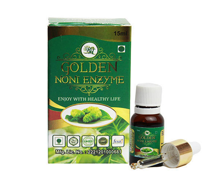 Golden Noni Enzyme pack of 15ml x 10box total 15oml