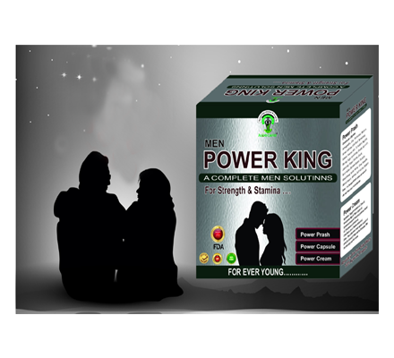 MEN Power King  and Helth suppliment love life booster