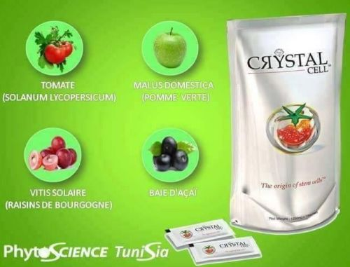 Phytoscience CRYSTAL CELL, Double StemCell buy online